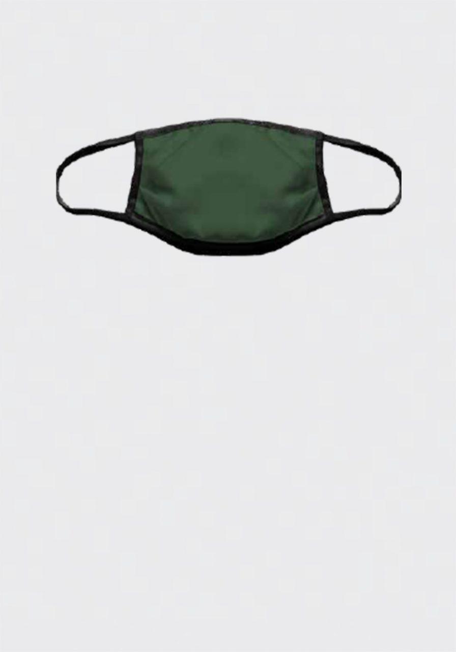Mascherina tre strati riutilizzabile – Green